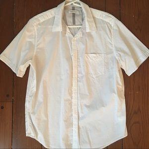 Calvin Klein Short Sleeve Dress shirt
